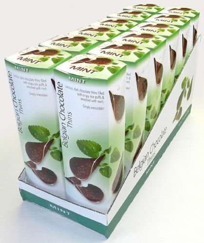 BC54 BELGIAN MINT CHOCOLATE THINS